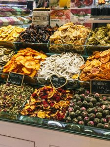 Astrological Correspondences of Food